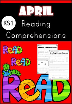 April Reading Comprehensions