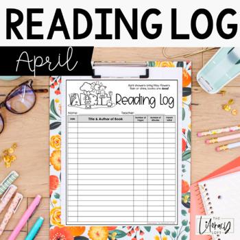 Reading Log {April}