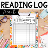Reading Log {April}