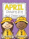 April Reading Printables