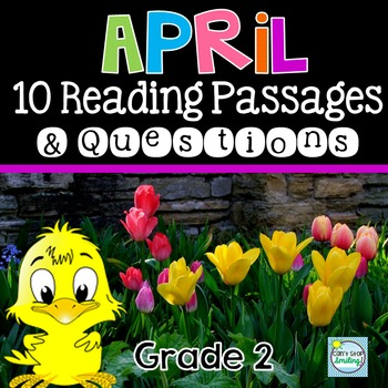 April Reading Passages
