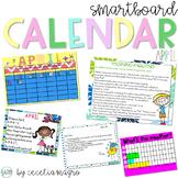 April SMARTBoard Calendar Morning Meeting