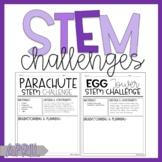 April | STEM Challenge