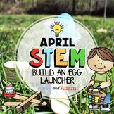 April Egg Launcher Easter STEM Activity