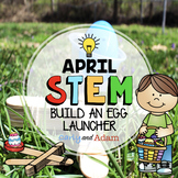 April Egg Launcher Easter STEM Activity