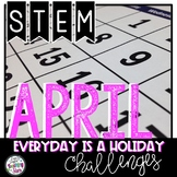 April STEM Challenge: Everyday is a Holiday
