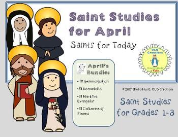 April Saint Study Bundle