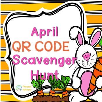 April Scavenger Hunt