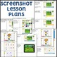 April Scratch Jr Lesson Plan - Rain Showers