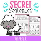 April Secret Sentences