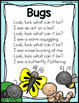 April Shared Reading (Sight Word Poems)