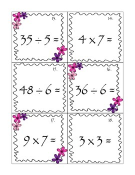 April Shower Produce May Flowers Multiplication Pack