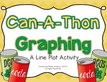 April Showers Bring Graphing Power: Line Plot, Bar, and Pictographs! (3rd Grade)