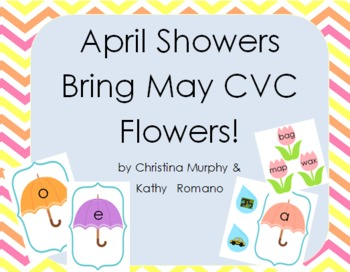 April Showers Bring May CVC Flowers!