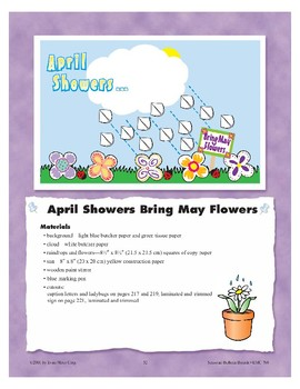 April Showers Bring May Flowers (Bulletin Boards)