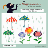 April Showers Bring May Flowers *FREE* Clip Art