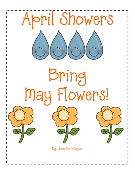 April Showers Bring May Flowers-math, ELA, Sci and SS