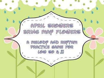 April Showers Bring May Flowers: tika-ti & low so game