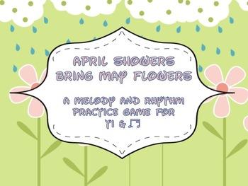 April Showers Bring May Flowers: tim-ka & ti, game