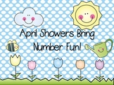 April Showers Bring Number Fun