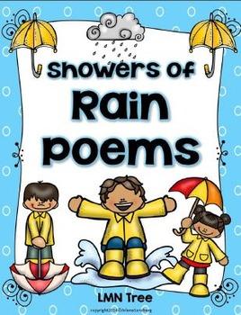 Rain Poems and Activities: Grades 1-2