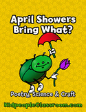 April Showers Bring What? A Little Spring Fun