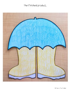 April Showers Craft