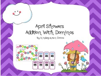 April Showers - Domino Addition