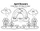 April Showers - I Can Read It! Roll, Read, and Cover (Lesson 30)