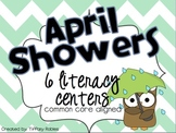 April Showers Literacy Centers