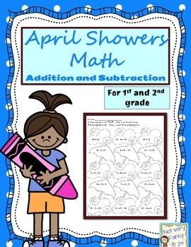 April Showers Math Packet (Primary)