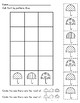 April Showers Math - Sorting, Graphing and Comparing for PK, K or SPED / Autism