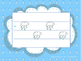 April Showers--Melody Pre-reading and Practice for  sol mi and sol mi la