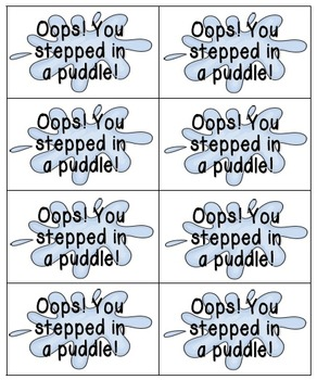 April Showers Phonics: Short Vowel Bundle