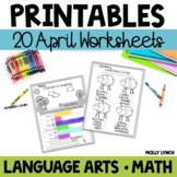 April NO PREP Printables!