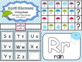 April Showers (Rain / Weather) Literacy and Math Small Groups and Centers