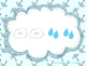 April Showers--Rhythm pre-reading notation to prepare ta and titi