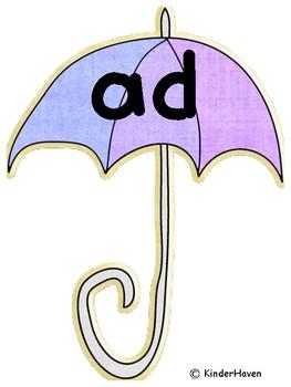 April Showers Short a Raindrop Center