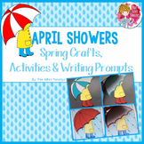 Spring Crafts - April Showers