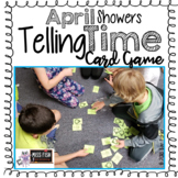 Telling Time Matching Card Game (Nearest 5 minutes)