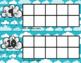 April Showers Ten Frames (includes worksheet)