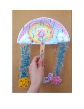 April Showers Umbrella