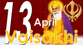 April Special Days Bundle: Remembering Titanic and the festival of Vaisakhi