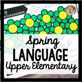 April Speech and Language | Spring Speech Therapy Activities and Worksheets