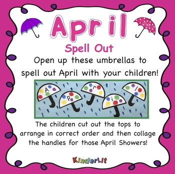 April Spell Out