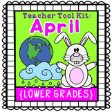 Spring activities - Easter - Earth Day {lower grades}