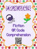 April- Spring- Fiction QR Code Comprehension
