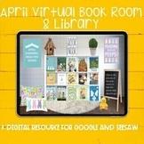 April/Easter Virtual Book Room/Digital Library