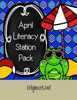 April Station Pack