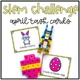 April Stem Challenge Using LEGO Bricks